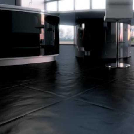 Carrelage sol tendance elixir fusain 45x45 cm - Carrelage tendance ...