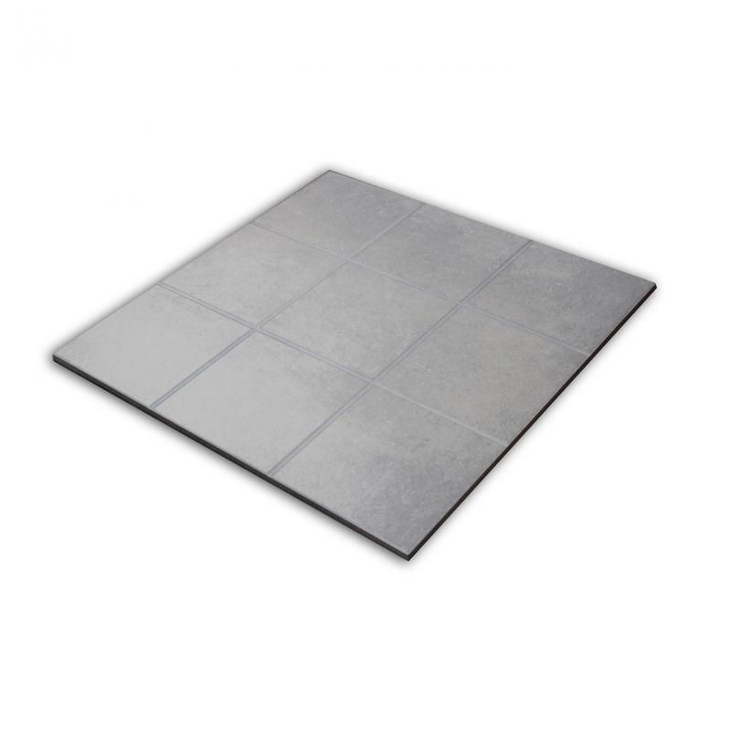carrelage sol exterieur modena gris grip structur. Black Bedroom Furniture Sets. Home Design Ideas