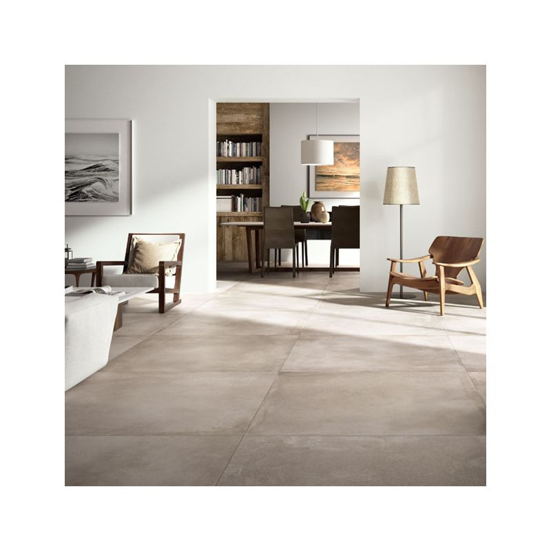 carrelage xxl concrete mud 120x120 cm carrelage grand format