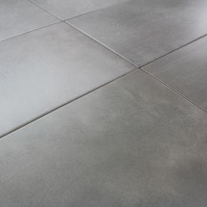Carrelage sol aspect béton Azimut Clair 25x45 cm