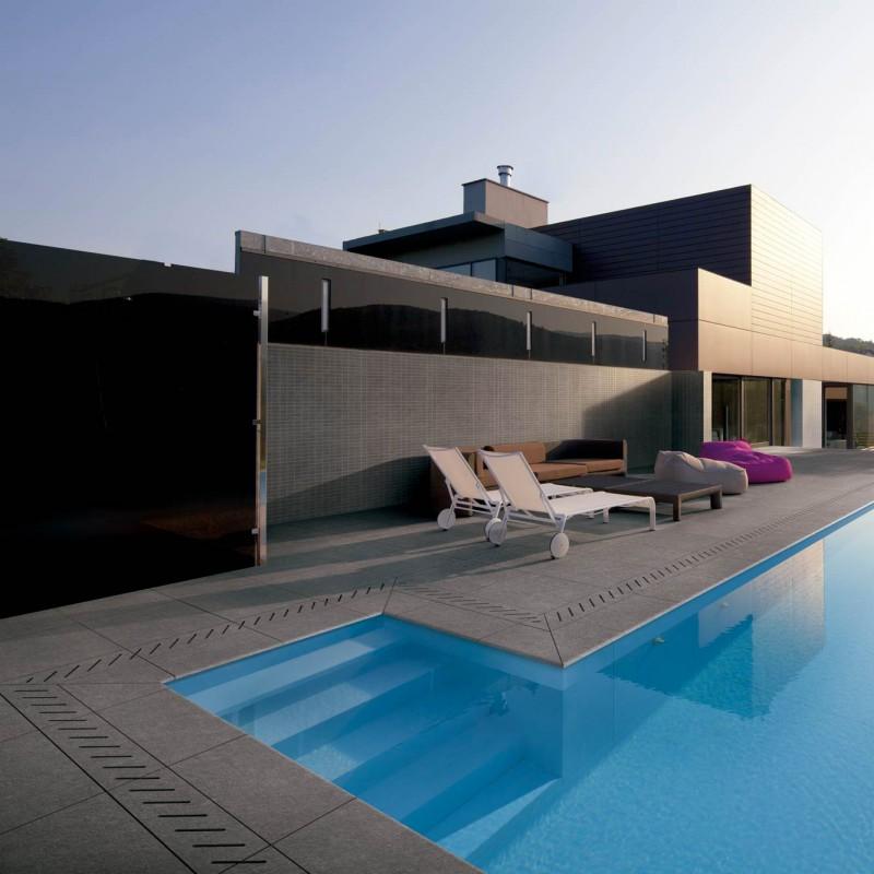 carrelage sol samsara plomb carrelage ext rieur aspect pierre. Black Bedroom Furniture Sets. Home Design Ideas