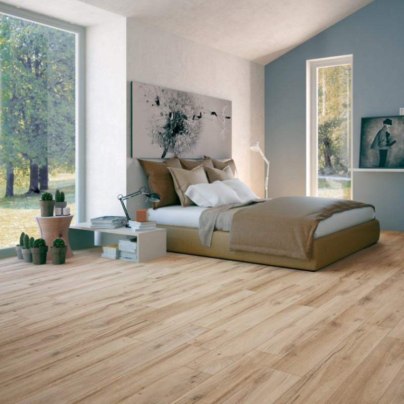carrelage sol aspect parquet bricola avorie bois de chene. Black Bedroom Furniture Sets. Home Design Ideas