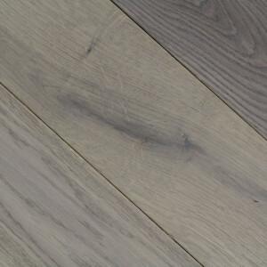 Parquet Contrecollé chêne comptoir gris huilé mat (lot P4)