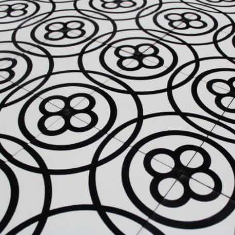 carreau ciment boucle carrelage ciment motifs d cors. Black Bedroom Furniture Sets. Home Design Ideas