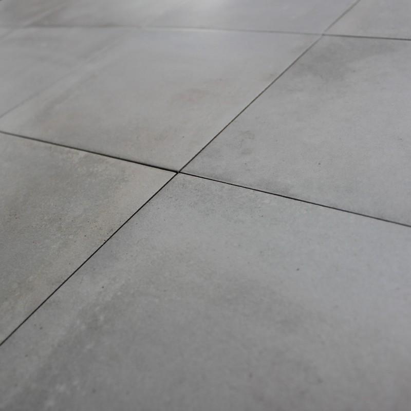 Carrelage sol aspect carreau ciment vintage cemento - Carrelage aspect ciment ...