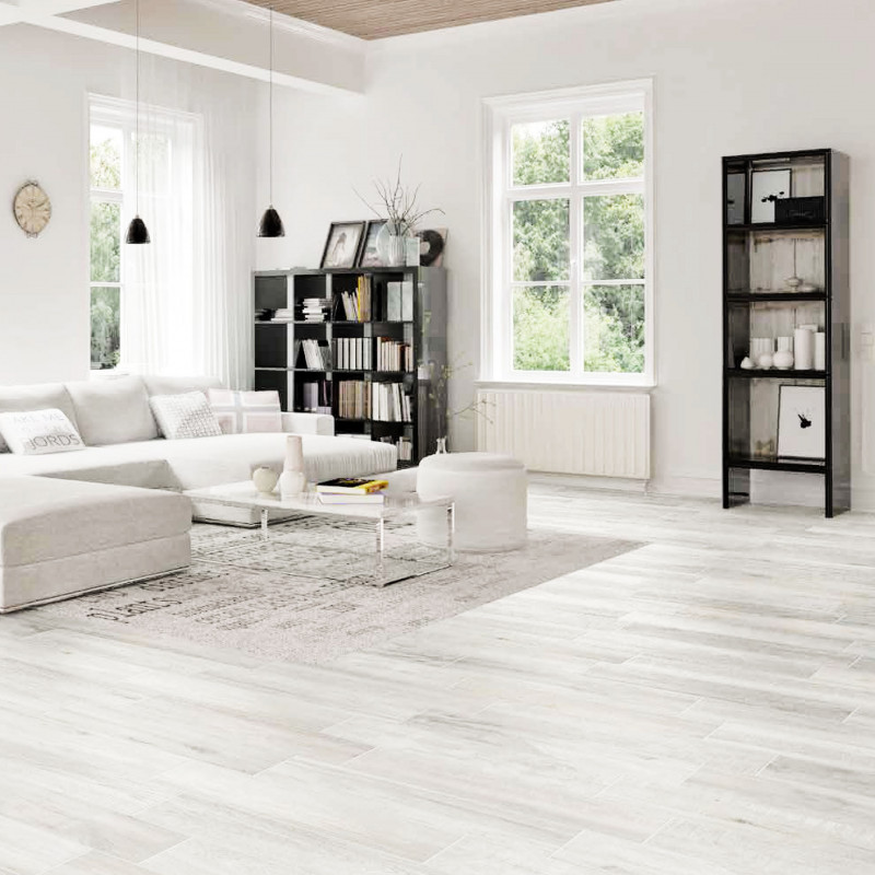 carrelage sol antid rapant norway blanc carrelage imitation parquet. Black Bedroom Furniture Sets. Home Design Ideas