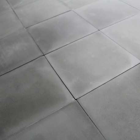 Carreau Ciment Gris Uni C92 Carrelage Ciment Uni Pas Cher