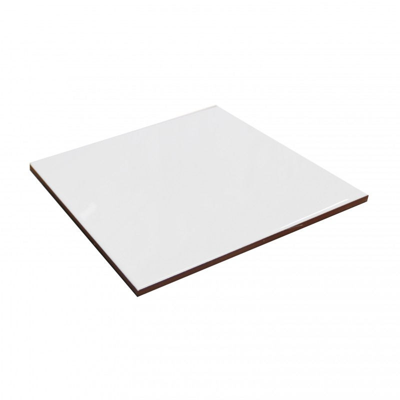 Carrelage mural blanc brillant carrelage uni for Carrelage mural blanc