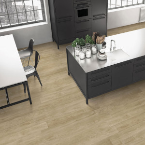 Carrelage sol aspect parquet M31 Naturel