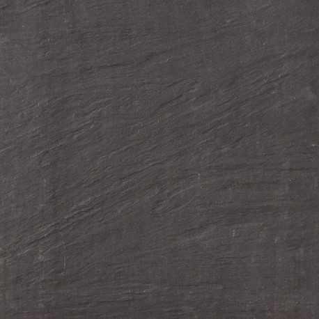 Carrelage sol Archgrès noir structuré 60x60 cm