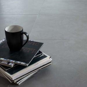 Carrelage sol aspect béton Zen Béton 60x60 cm