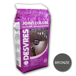 Joint pour carrelage bronze (5 kg)