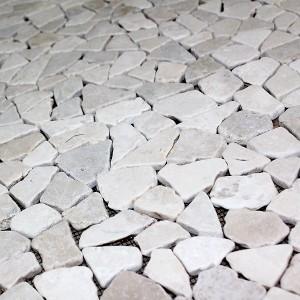 Opus de marbre White Marble