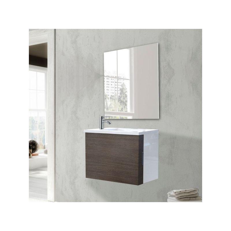 meuble salle de bain loft bande transporteuse caoutchouc. Black Bedroom Furniture Sets. Home Design Ideas